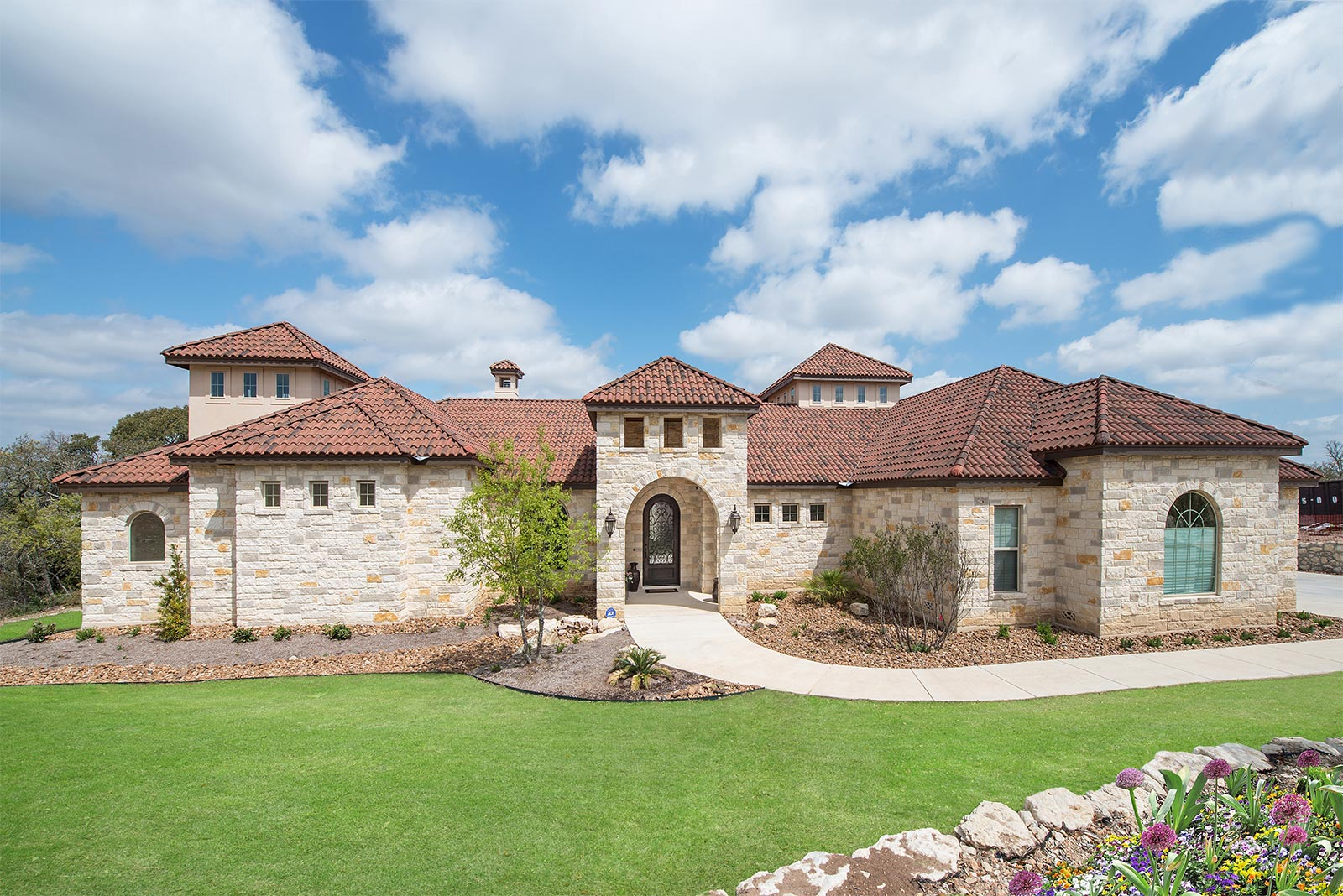 Timeless Classic Custom Home Builder San Antonio