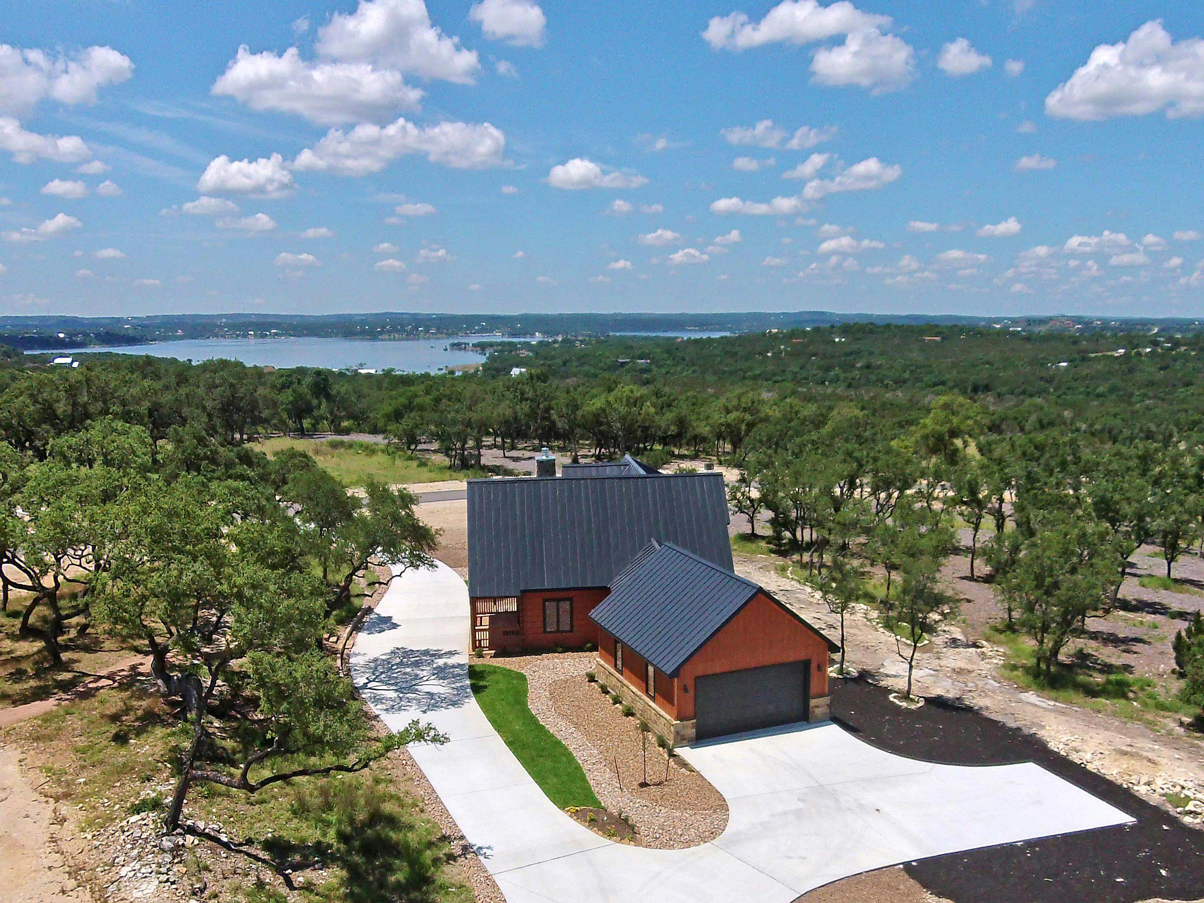 Custom Log Home - Custom Home Builder San Antonio - Robare Custom Homes