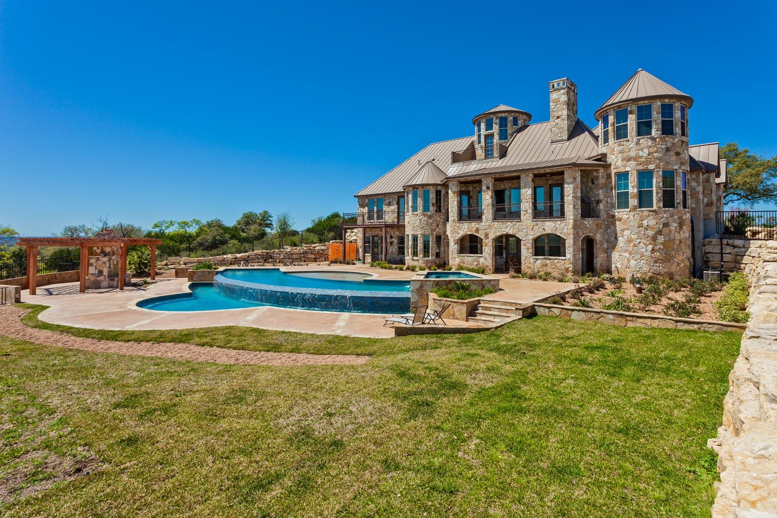 Custom Homebuilder Texas Hill Country