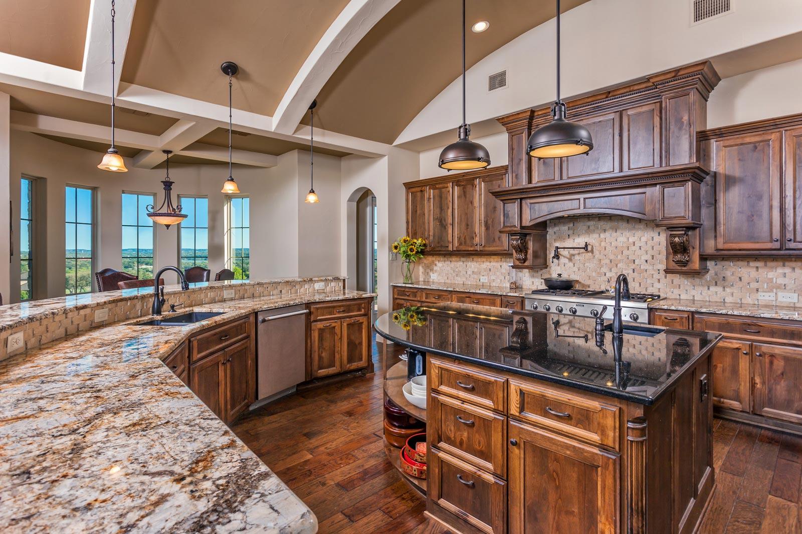 Custom Home Kitchens Custom Home Builder San Antonio