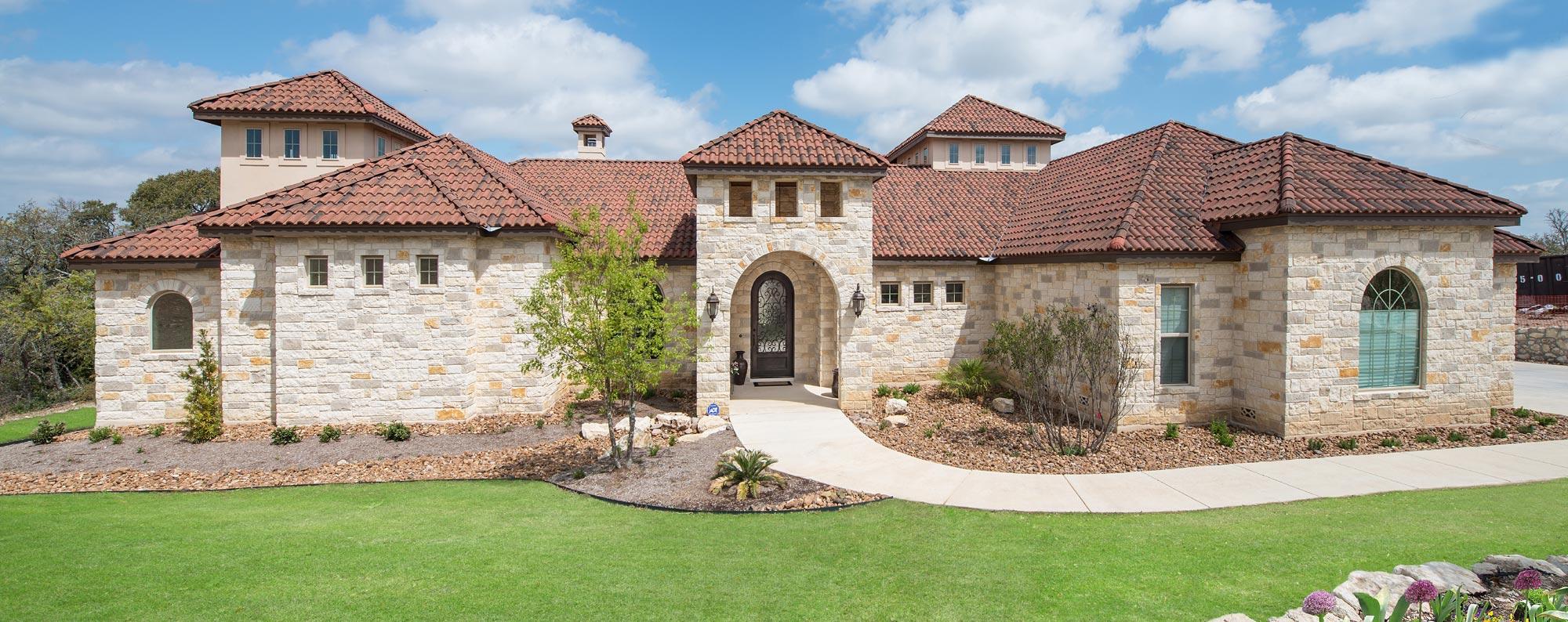 Custom Home Builder Texas Hill Country