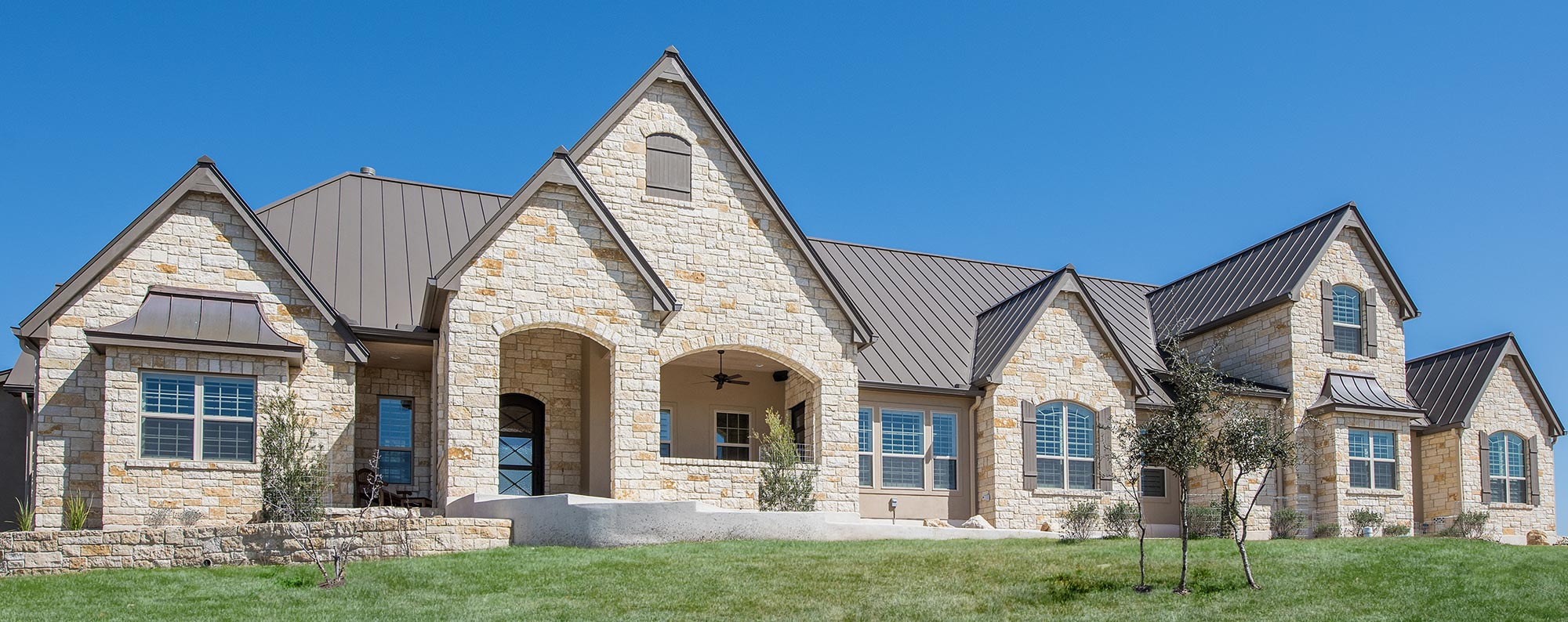 Hill Country Home Builder Custom Home Builder San