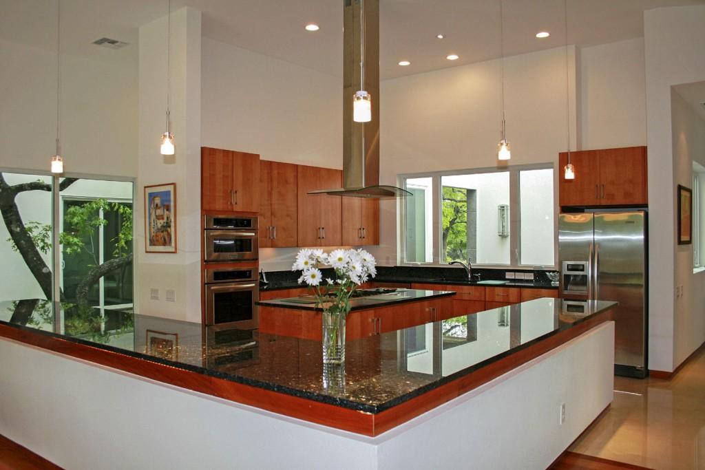 Kitchen - Custom Home