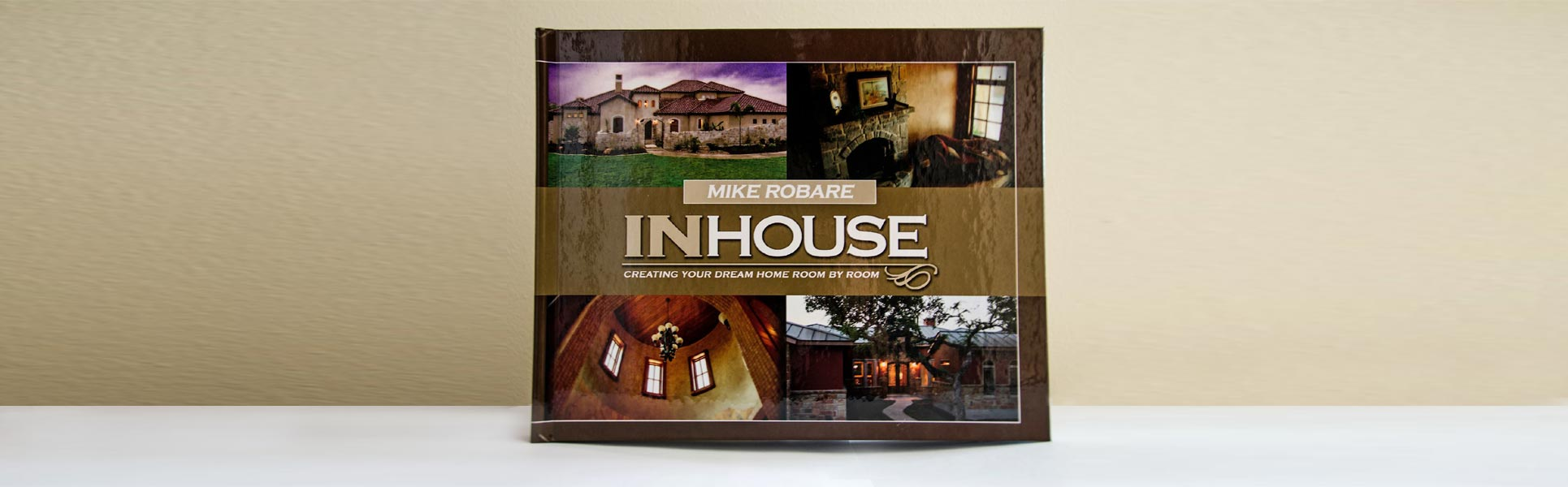 Book: Inhouse by Mike Robare