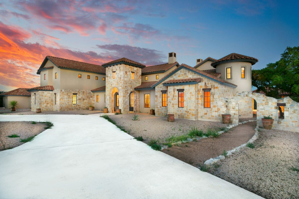 Wonderful San Antonio Luxury Home Builder ...