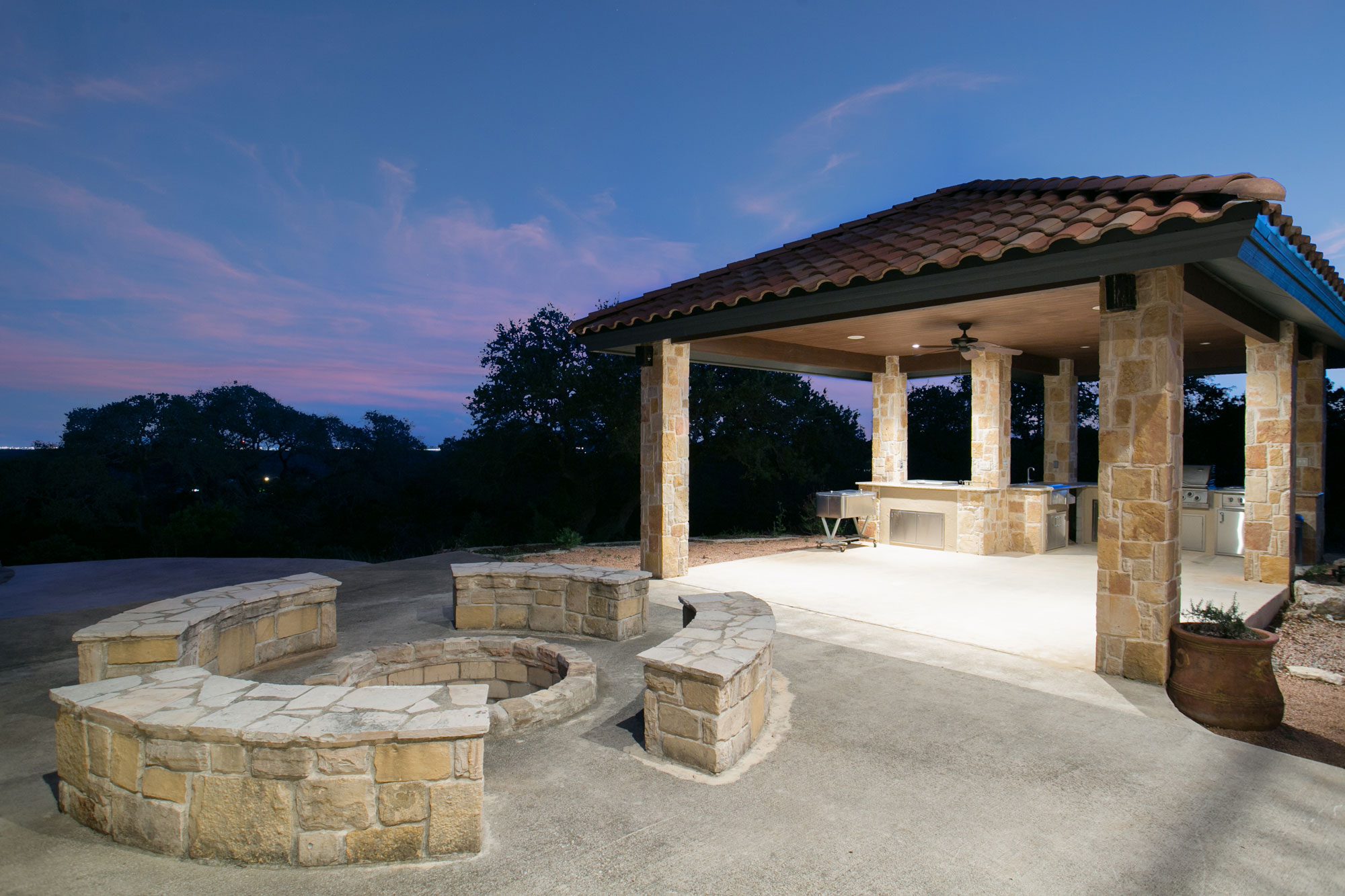 Helotes ridge luxury custom home builder san antonio for Luxury homes builder