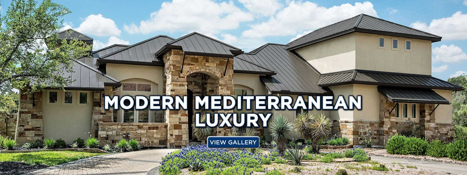 Modern Mediterranean Luxury Home Builder