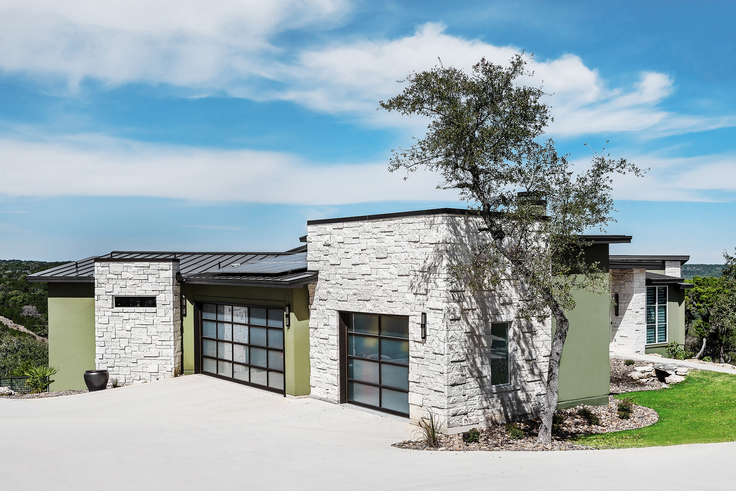 Modern contemporary hill country 3