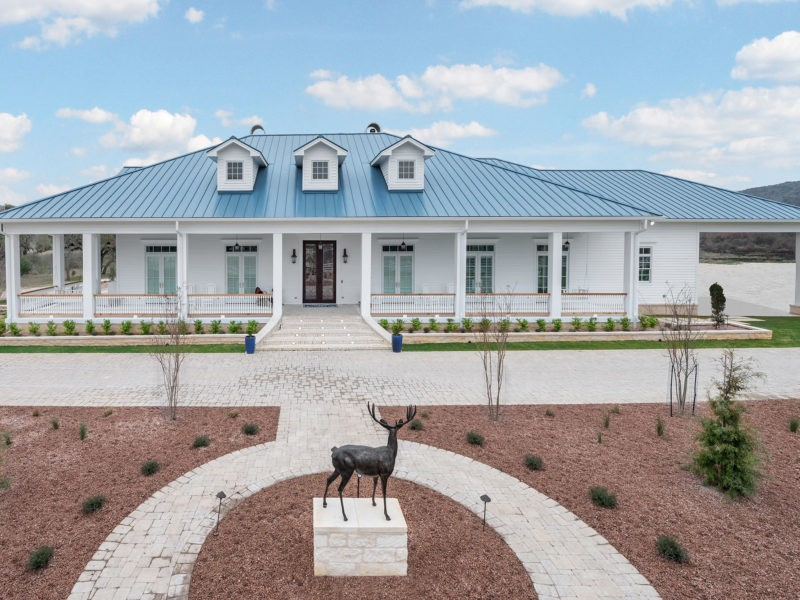 Luxury Farmhouse, Custom Home Builder