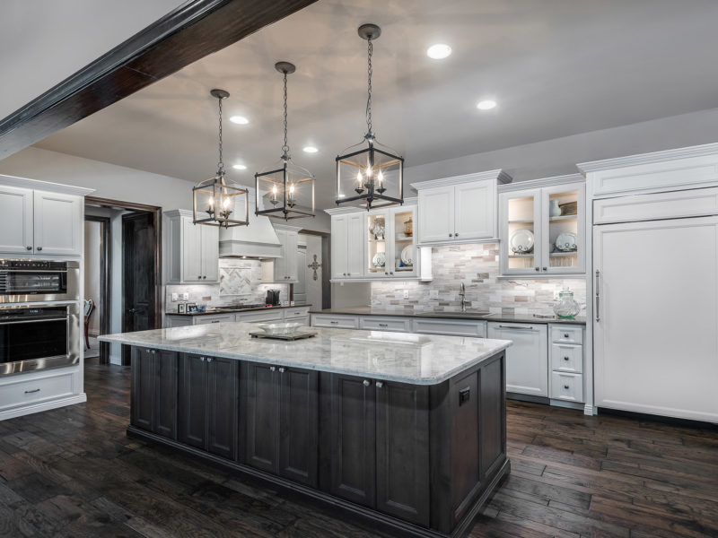 Hill Country Transitional, Custom Home Builder San Antonio