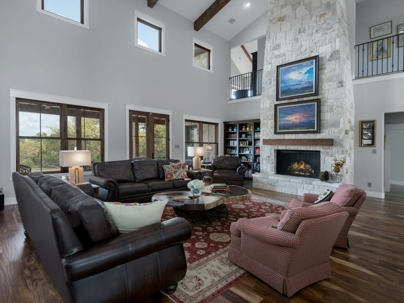 Hill Country Modern, San Antonio Luxury Home Builder