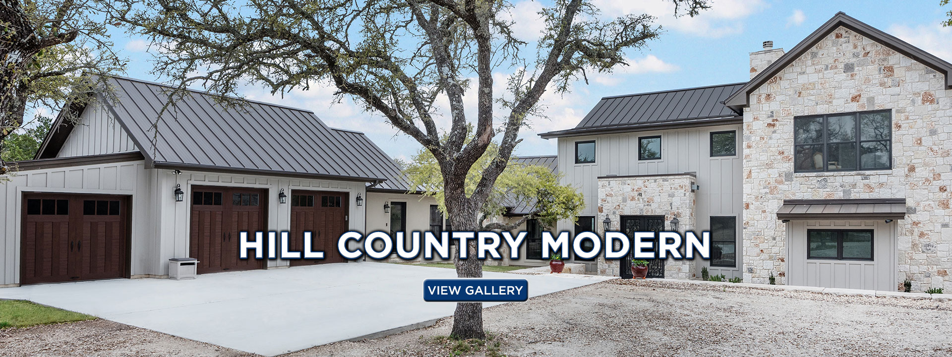 Hill Country Modern, San Antonio Custom Home Builder