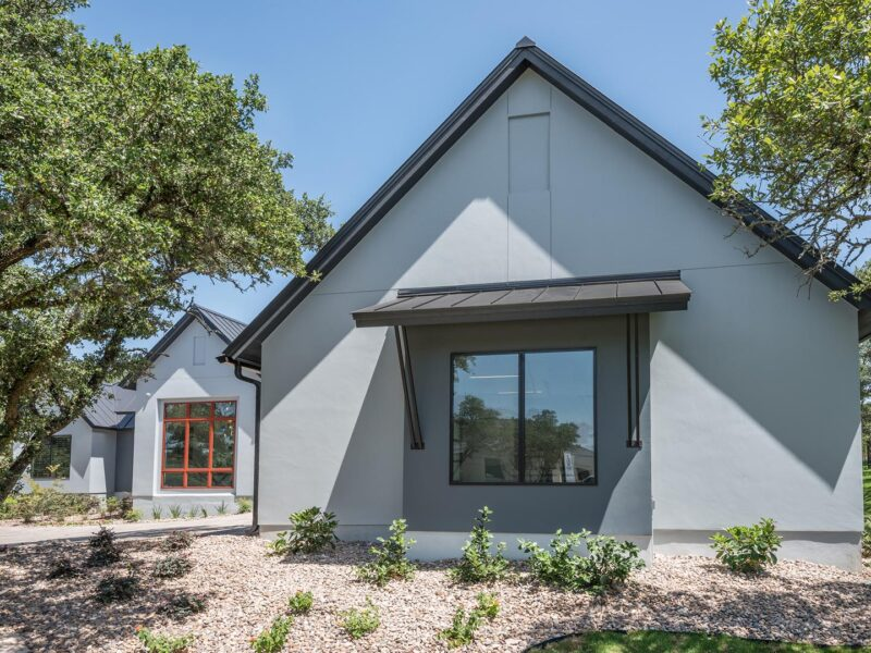 Modern Contemporary Texas Hill Country 2020 Parade of Homes
