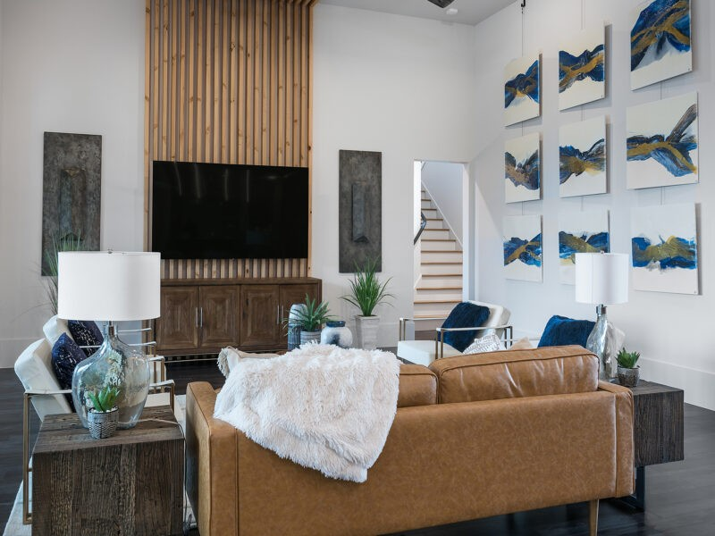 2021 Parade of Homes Luxury Modern Contemporary
