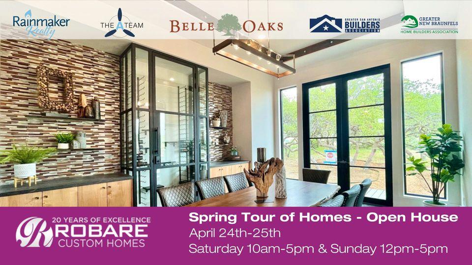 San Antonio 2021 Spring Tour of Homes