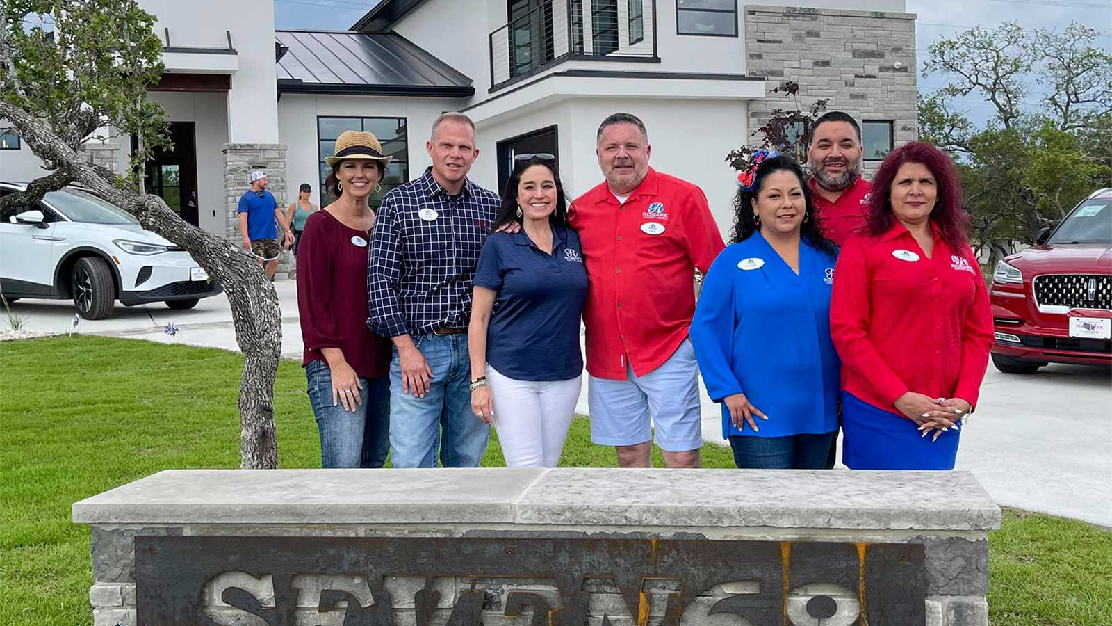 San Antonio 2021 Parade of Homes Belle Oaks